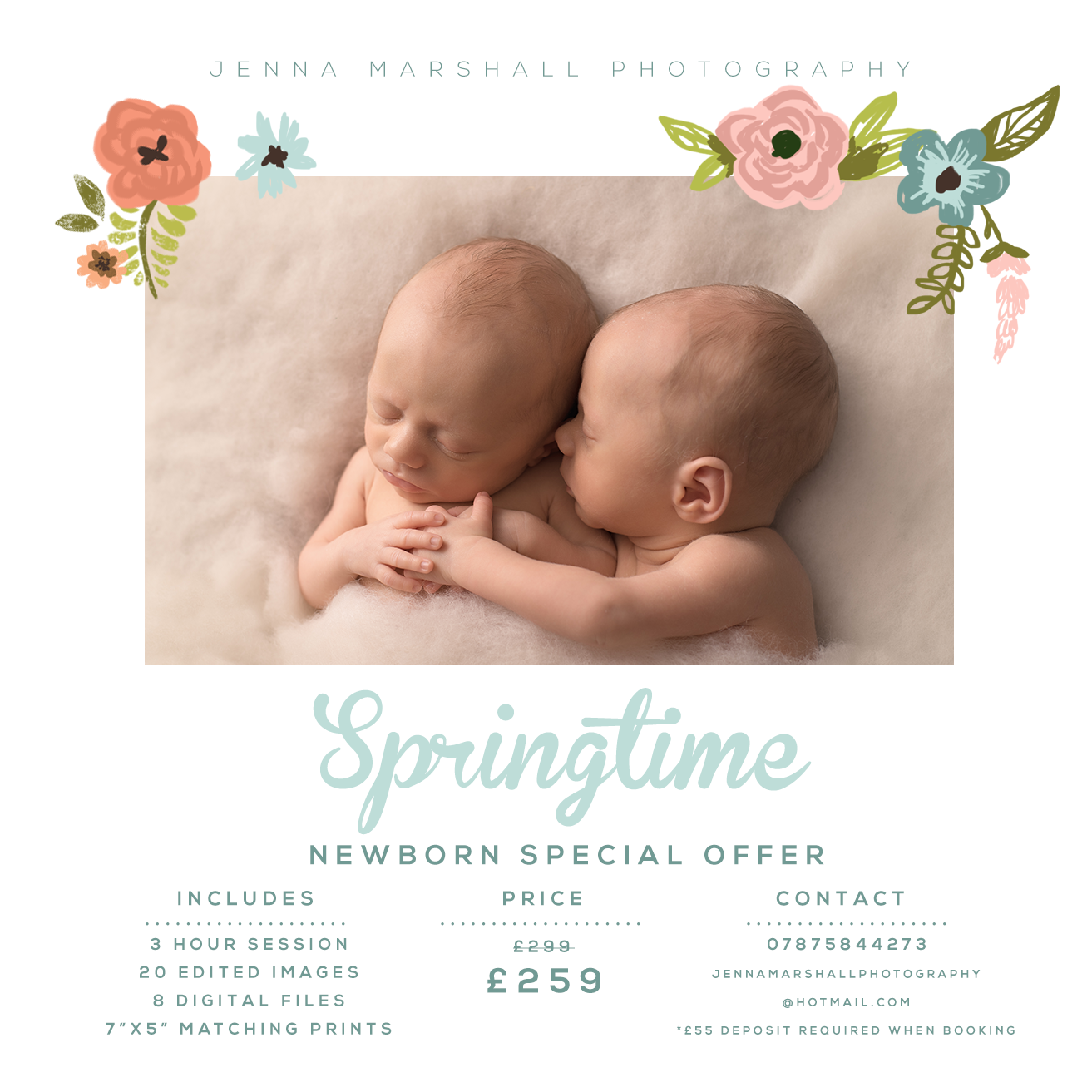 SPRING--NEWBORN-jenna-marshall-photography-stevenage