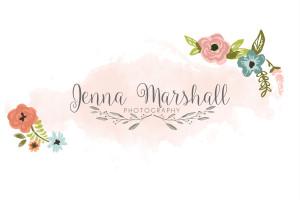 Spring JENNA MARSHALL LOGO