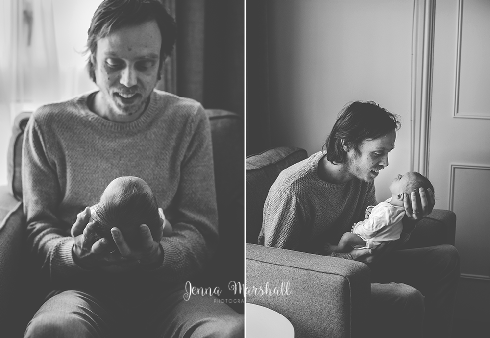 Diptych-father-and-son-baby-photography-jenna-marshall-photography-stevenage